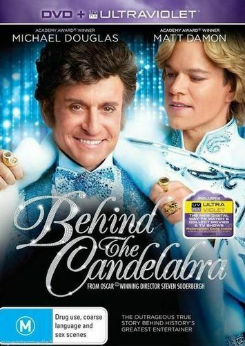 DVD - Behind The Candelabra (Preowned)
