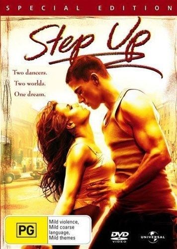DVD - Step Up [2006] (Preowned)