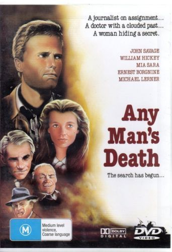 DVD - Any Man's Death [1988] (Preowned)