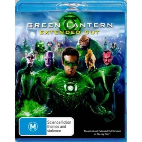 Blu-ray - Green Lantern [2011] (Preowned)