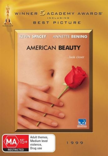 DVD - American Beauty [1999] (Preowned)