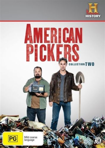 DVD - American Pickers : Collection 2 (Preowned)