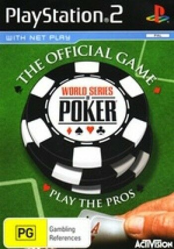 PS2 - World Series of Poker (Preowned)