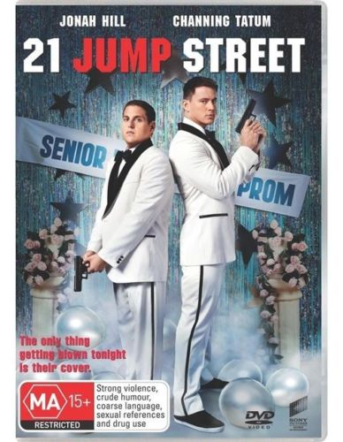 DVD - 21 Jump Street [2012] (Preowned)