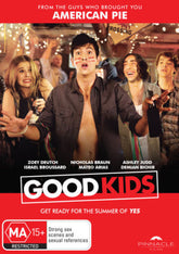 DVD - Good Kids (Ex-Rental)
