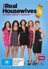 DVD - Real Housewives Of New Jersey, The : Season 1 [2009] (Preowned)