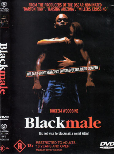 DVD - BlackMale (Preowned)
