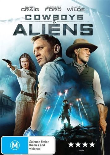 DVD - Cowboys & Aliens (Preowned)