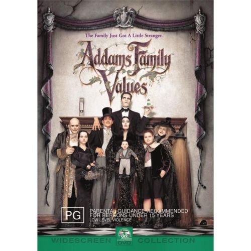 DVD - Addams Family Values (Preowned)