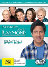 DVD - Everybody Loves Raymond : Season 7 [2002] (Preowned)