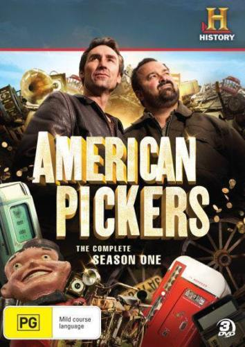 DVD - American Pickers : Season 1 (Preowned)