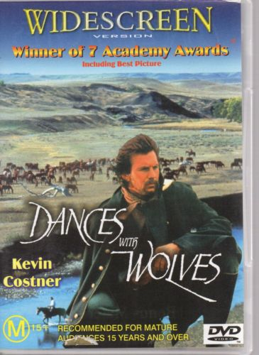 DVD - Dances With Wolves (Preowned)