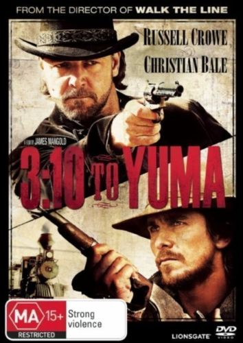DVD - 3:10 To Yuma [2007] (Preowned)