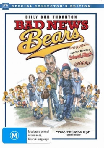 DVD - Bad News Bears [2005] (Ex-Rental)