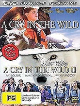 DVD - A Cry in the Wild / A Cry in the Wild II (Preowned)