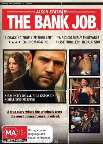 DVD - Bank Job, The [2008] (Ex-Rental)