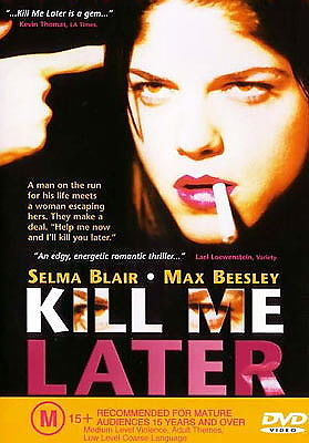 DVD - Kill Me Later (Preowned)