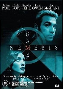 DVD - Nemesis Game (Preowned)