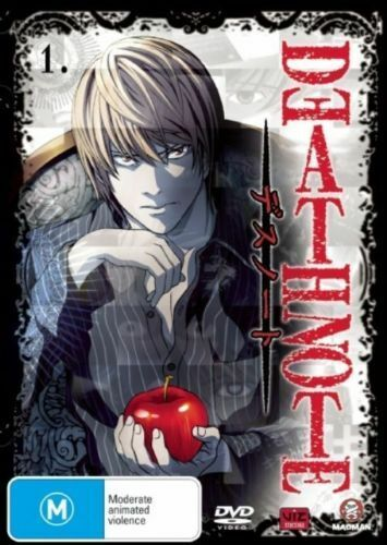 DVD - Death Note : Volume 1 (Preowned)
