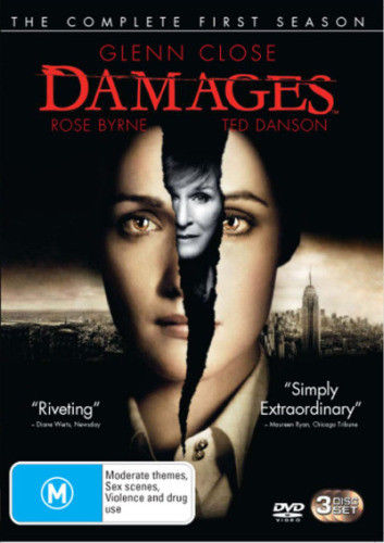 DVD - Damages : Season 1 [2007] (Preowned)