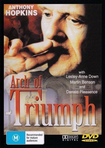 DVD - Arch Of Triumph [1984] (Preowned)