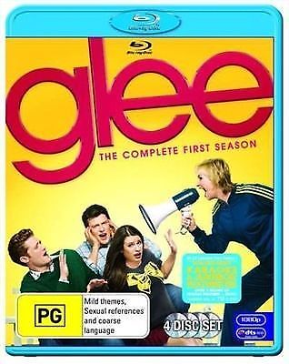 Blu-Ray - Glee: Season 1 [2009] (Used)