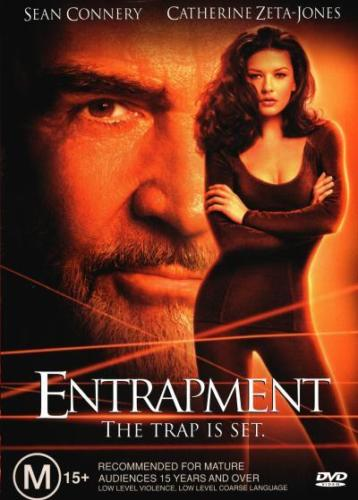DVD - Entrapment [1999] (Preowned)