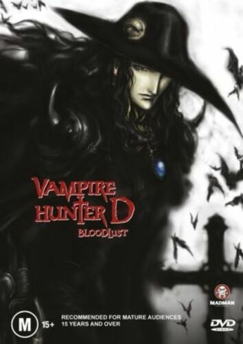 DVD - Vampire Hunter D Bloodlust (Preowned)