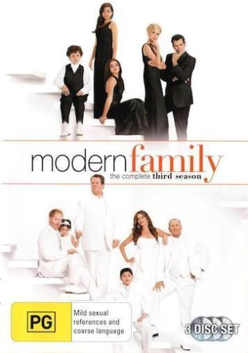 DVD - Modern Family: Season 3 [2011] (Used)