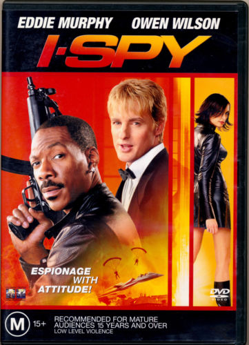 DVD - I-Spy [2002] (Preowned)