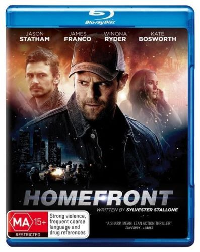 Blu-ray - Homefront [2013] (Preowned)
