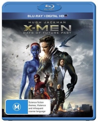 Blu-ray - X-Men : Days Of Future Past [2014] (Preowned)
