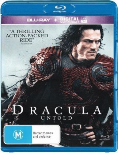 Blu-ray - Dracula Untold [2014] (Preowned)
