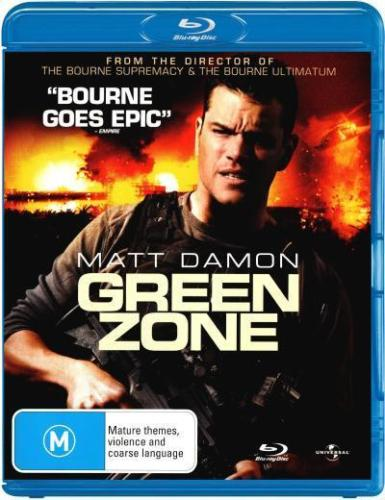 Blu-ray - Green Zone [2010] (Preowned)