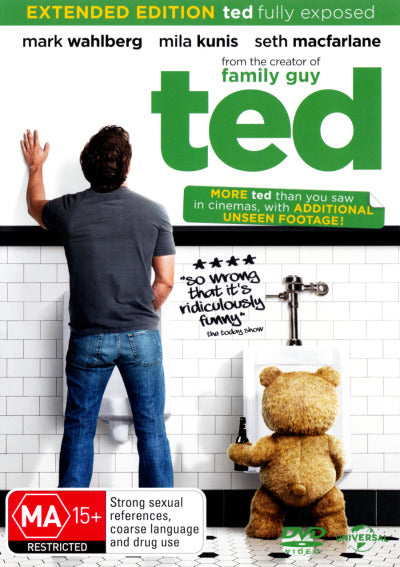 DVD - Ted [2012] (Used)