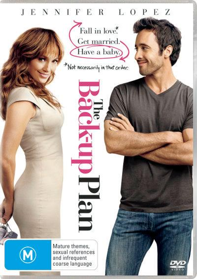DVD - The Back-Up Plan [2010] (Used)
