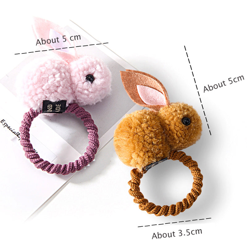 New Cute Animals Rabbit Style Hair Bands For Children Girls Hair Accessories