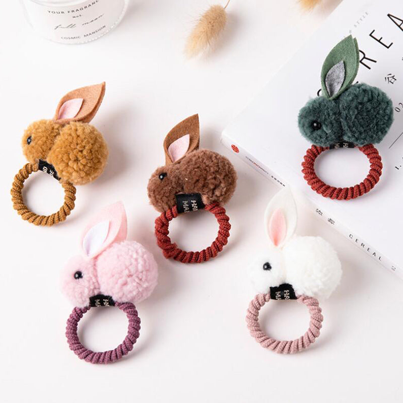 New Cute Animals Rabbit Style Hair Bands For Children Girls Hair Accessories 2