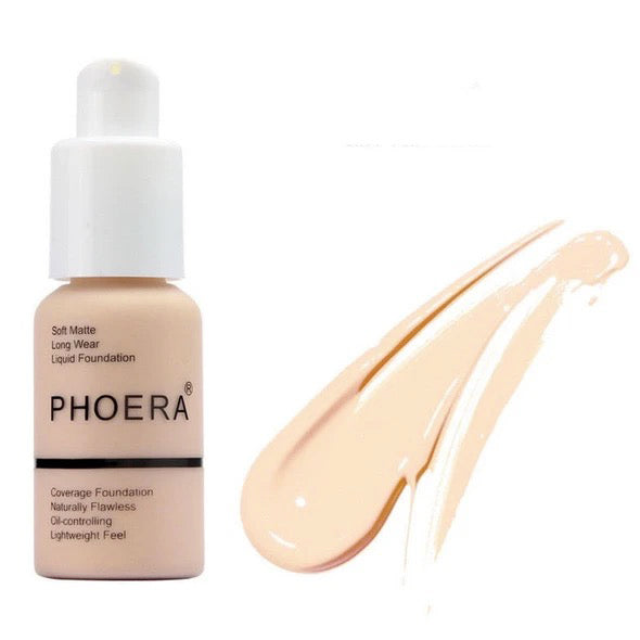 Phoera Flawless Matte Liquid Foundation