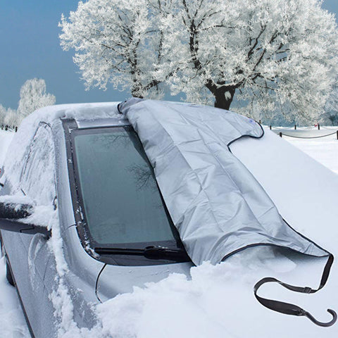 The Best Windshield Snow Cover