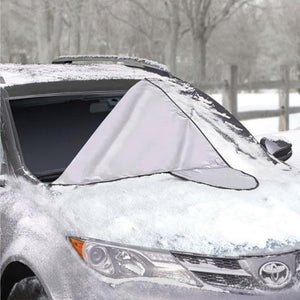 The Best Windshield Snow Cover 05