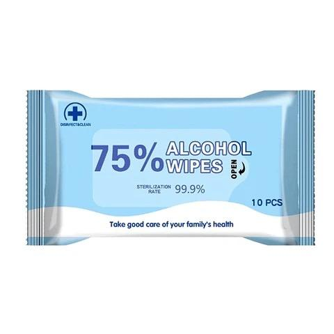 Antibacterial Cleaning Wipes 75%