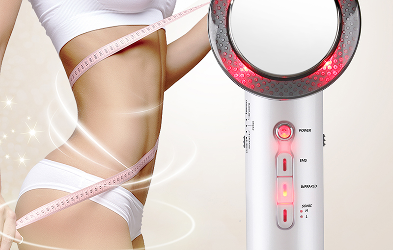Body Slimming Massager - Ultrasound Cavitation EMS Body Slimming Massager