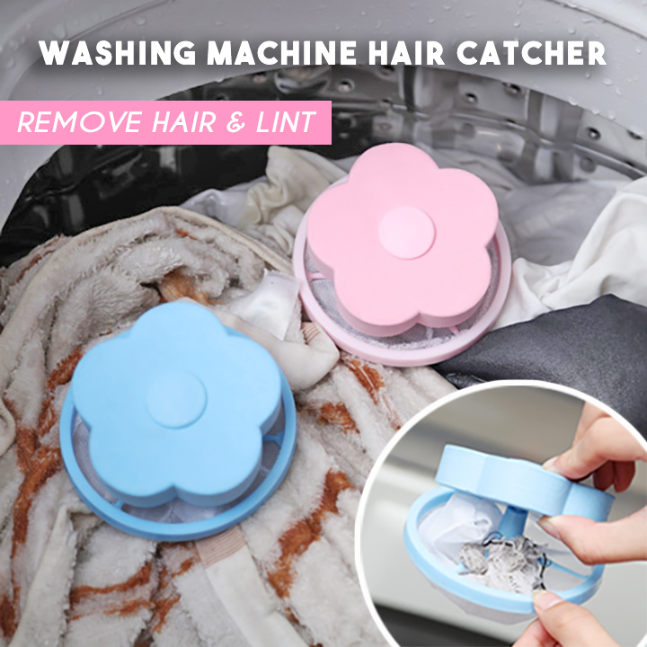 Washing Machine Hair Catcher(Set of 2)