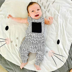 Cute Cartoon Baby Crawling & Play Game Toys Carpet