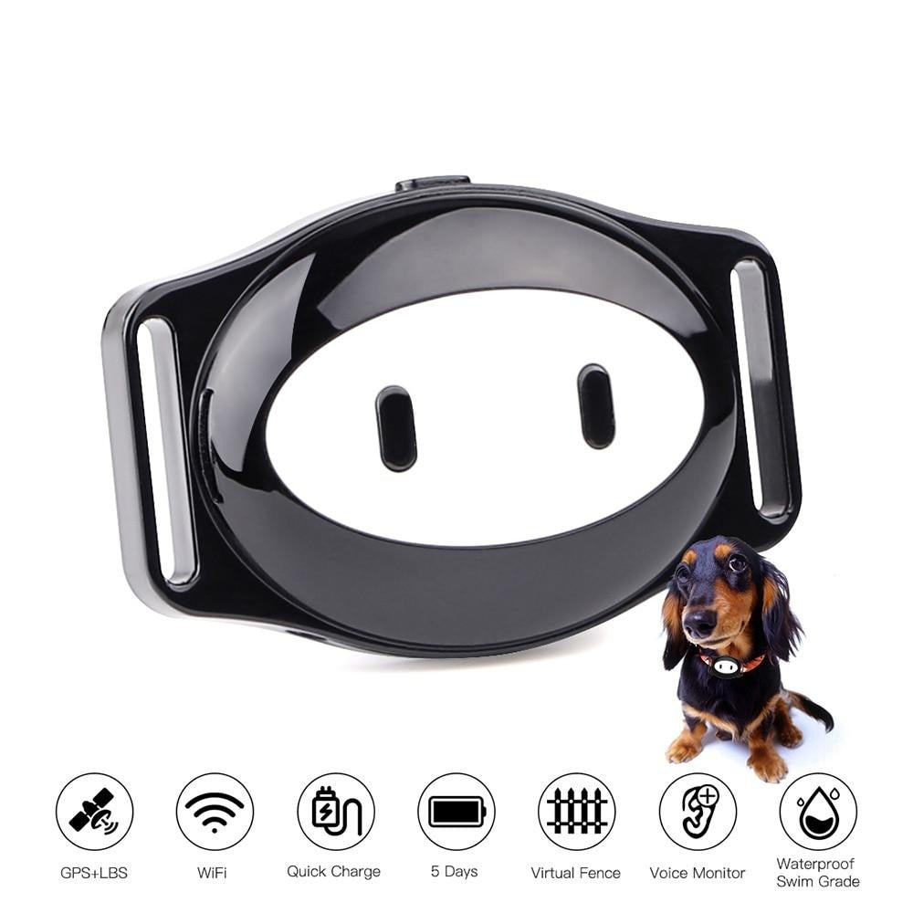Pet Dog Collar GPS Tracker - GPS Tracker for Dogs