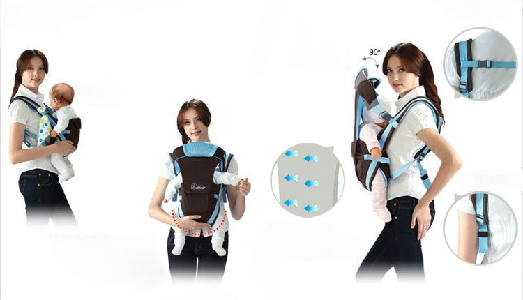 Multifunction Baby Carrier