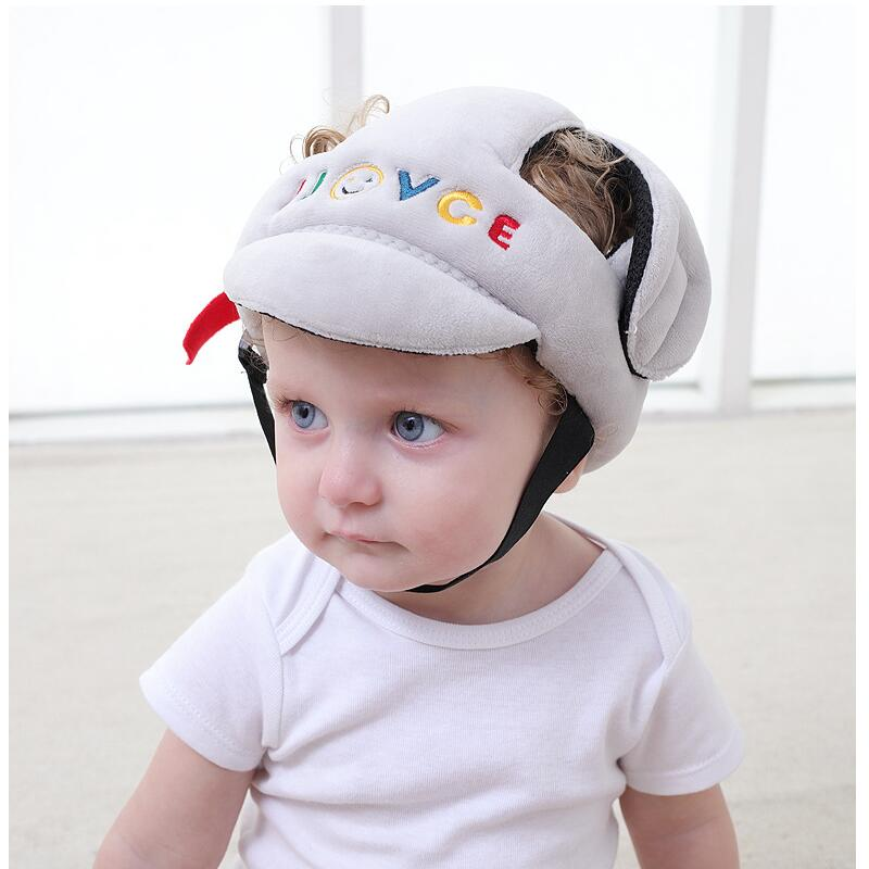Baby Infant Head Protection Soft Hat