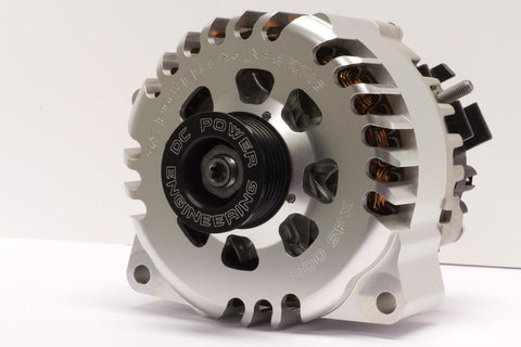 SPX High Output Alternators