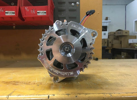 180 Amp HP High Output Alternator (Toyota Supra 1995 3.0 2JZ)